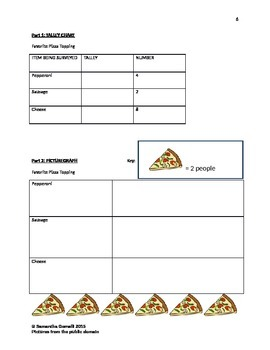 Differentiated Graphing Pack