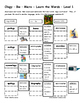 Differentiated Greek Roots Spelling & Vocab Packet - Bio,