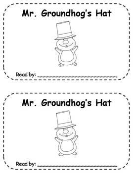 Differentiated Groundhog Emergent Readers