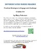 Differentiated Guided Reading Grades 3-6