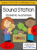 Phonemic Awareness Centers: Differentiated Guided Reading for Kindergarten