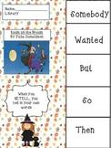 Differentiated Halloween Read-Aloud Activity