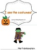Differentiated Halloween Readers and More