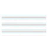 Differentiated Handwriting Paper Template MEGA PACK(Promethean Flipchart)