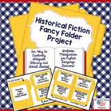 Differentiated Historical Fiction Book Project
