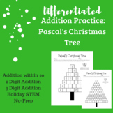 Differentiated Holiday Addition: Pascal's Christmas Tree