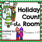 Holiday Count the Room