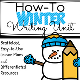 How-To Writing Unit for Winter