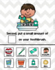 Differentiated How to Brush Your Teeth Interactive Book