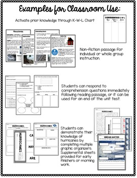 Hurricane Research Unit with PowerPoint