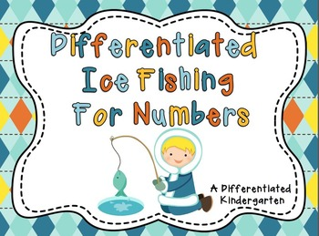 Differentiated Ice Fishing Freebie