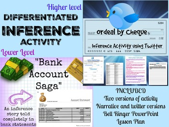 Differentiated Inference Activities