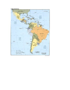 Differentiated Instruction Activities for Spanish class