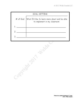 Differentiated Instruction Guidesheet (DIG) for Principals and Teachers