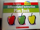 Differentiated Instruction Plan Book