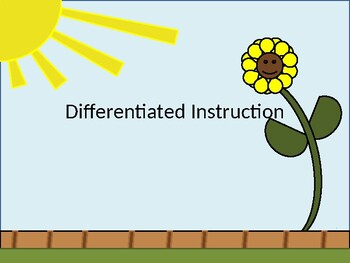 Differentiated Instruction Power Point