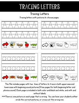 Differentiated Interactive Alphabet Autism
