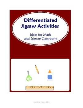 Differentiated Jigsaw Activities