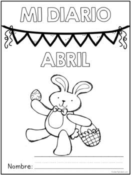 SPANISH April Journal Prompts