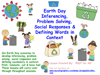 Differentiated Language Lessons to Celebrate Earth Day Upper Elementary Grades