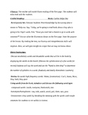 Differentiated Lesson Plan for Reading