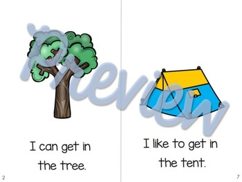Differentiated Letter Booklets and Running Records (Unit 2, Week 2) Letter T