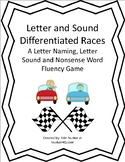 Differentiated Letter Fluency Races