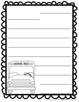 Differentiated Letter Writing Kit with Rubrics