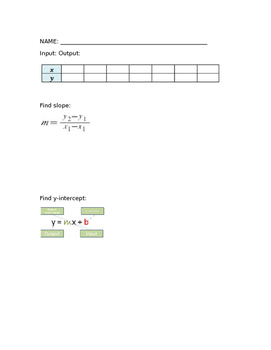 Differentiated Linear Equations Lesson with Formative Assessment