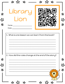 Differentiated Listen to Reading Printables