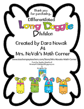 Differentiated Long Division