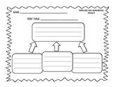 Differentiated Main Idea Graphic Organizers