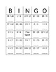 Differentiated Math Bingo