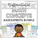 Differentiated Math Concepts Assessments: Grouping and Scoring Guides