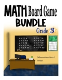 Differentiated Math Game Bundle
