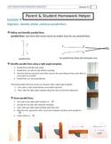 Differentiated Math Homework for Grade 4 Module 4