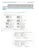 Differentiated Math Homework for Grade 4 Module 5