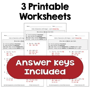 Integer Worksheet Add Subtract Multiply Divide Order Of Operations moreover Order of Operations Worksheet    Integers Order of Operations    Two besides  besides Collection Of Order Operations Grade Related Facts Worksheets further  furthermore Order Of Operations Word Problems Worksheets With Answers Order Of furthermore S le Order of Operations Worksheet   11  Doents in PDF likewise Order of Operations with Integers Differentiated Worksheets   TpT furthermore Simple order Of Operations Worksheets order Operations Steps besides 24 Printable Order of Operations Worksheets to Master PEMDAS in addition Order Of Operations With Integers Worksheets Worksheet Grade 8 besides  as well  in addition Order of Operations Worksheets   Order of Operations Worksheets for likewise Order of Operations with Integers Puzzle by Lindsay Perro   TpT moreover Integers Order Of Operations Worksheets Integer Worksheet With. on integer order of operations worksheet