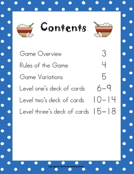 Differentiated Math - Smart Cookies - Developing Spacial Relationships