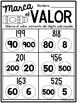 Differentiated Math Worksheets in SPANISH / en español