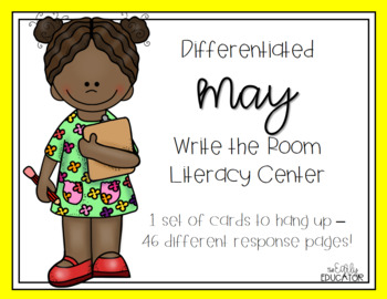 Differentiated May Write the Room Center