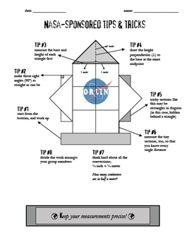 Differentiated Metric Measurement & Scale - NASA Space Exploration