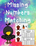 Differentiated Missing Number Matching