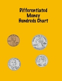 Differentiated Money Hundreds Chart