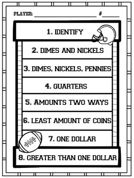 Money- Skill & Problem Solving **DIFFERENTIATED**
