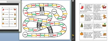 Differentiated Multiplication Masters Game with Game Board
