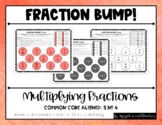 **Differentiated** Multiplying Fractions BUMP!