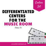 Differentiated Music Centers {Tika-Ti/ Tiri-Ti}