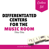 Differentiated Music Centers {Tika-Tika/ Tiri-Tiri}