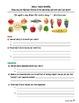 "Differentiated ""MyPlate"" iPad Nutrition Webquest"